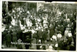 """Peace Celebrations, Kerrobert, July 19, 1919"""