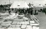 After the flood, Camp Exhibition, Regina, Saskatchewan