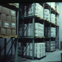 [Warehouse interior]