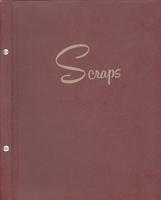 A.L. Karras Personal Scrapbook