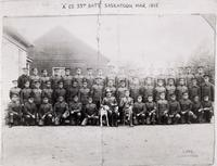 53rd Battalion, Saskatoon, March 1915