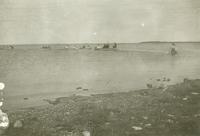[Treaty party crossing Île-à-la-Crosse?]