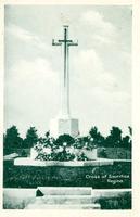 Cross of Sacrifice, Regina