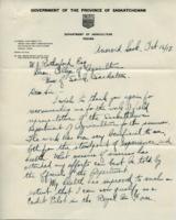 C. S. Hallman Correspondence, Oct. 16, 1918